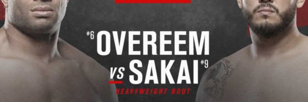 Up Next! 'Reem Battles Sakai In Vegas!