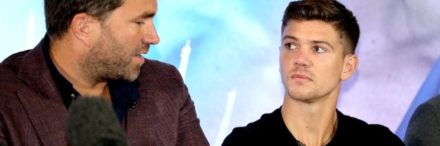Hearn: Garcia fighting Campbell is a terrible decision