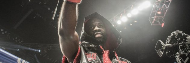 Gausha wants to send a message to 154-pound division against Lubin
