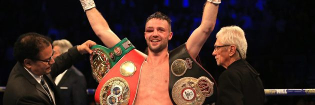 Taylor looking to stage Ramirez unification