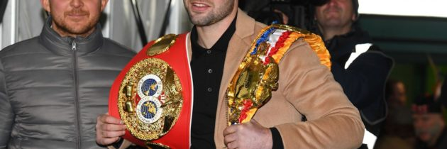 Taylor expects unification with Ramirez to be filled with fireworks