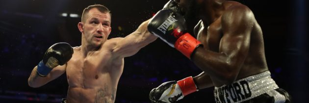 Boxing TV schedule for Sept. 12