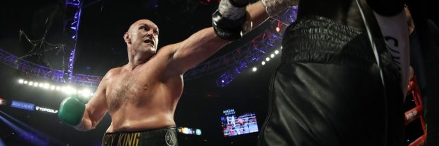 Fury: Wilder has always been most dangerous opponent in the division