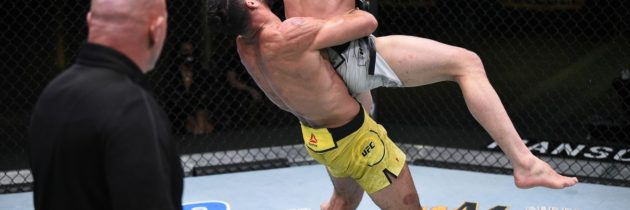 The Highlight Reel: Michel Pereira's Craziest Moves From UFC Vegas 9