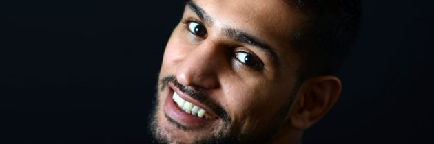 Khan: It's Brook who keeps avoiding fight with me