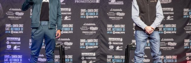 Barrios, Karl ready for Saturday PPV co-feature