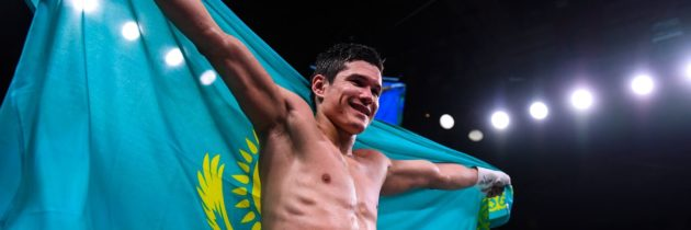 Yeleussinov to face former titlist Indongo on Nov. 27