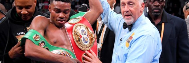 Spence-Garcia moved to Dec. 5 in Texas