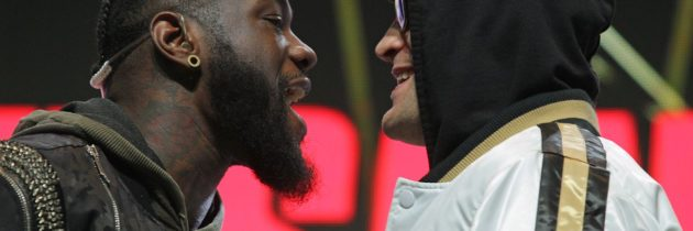 Fury, Wilder reps give conflicting reports on status of third fight