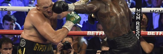 Fury-Wilder 3 needs new date due to football conflicts