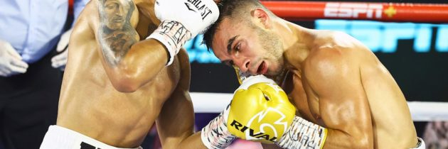 Franco-Moloney 2 added to Crawford-Brook card