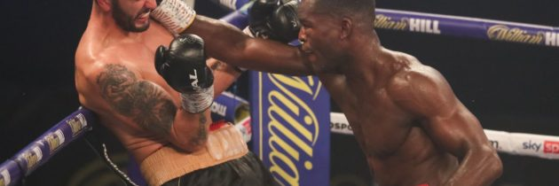 Buatsi rallies, stops Calic in seventh round; Cameron wins first title