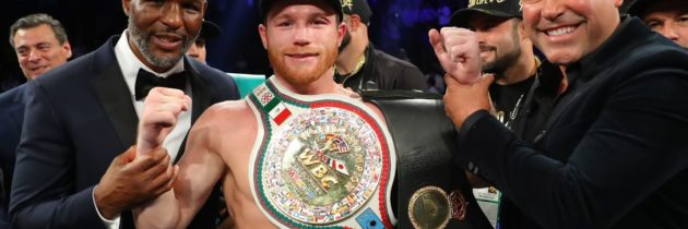 Hopkins wishes Canelo best of luck with rest of his career