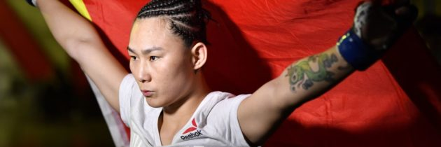 Xiaonan: Fight With Zhang Would Show How Strong Chinese Women Are