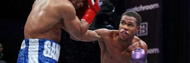 Pros react to Haney's win over Gamboa