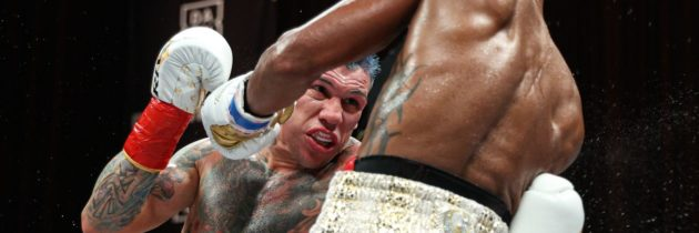 Rosado: I quieted Jacobs with a jab and disciplined boxing