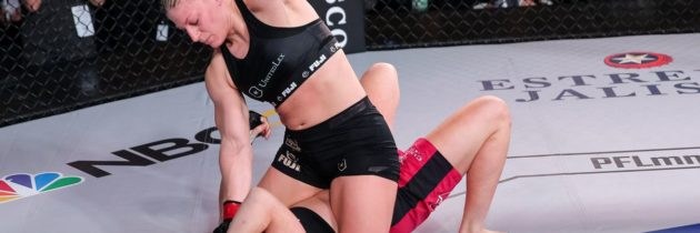 Highlights! Harrison Mashes Opponent Into Bloody Mess In Invicta Debut