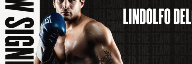 Lindolfo Delgado latest to sign with MTK Global and Mirigian