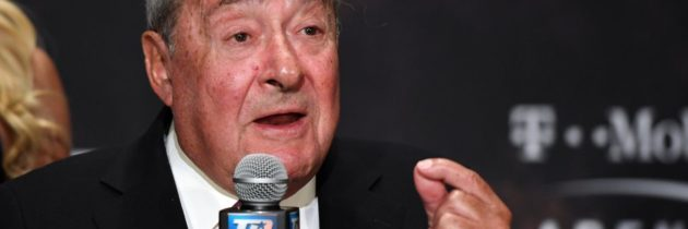 Arum: Don't tell me to go into my own pocket to make PBC fights