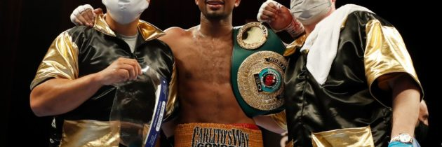 Matchroom signs unbeaten two-time Olympian Gongora