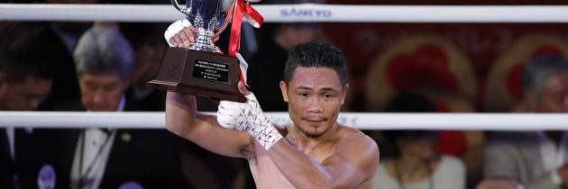 Nietes to face Penalba in April 3 return