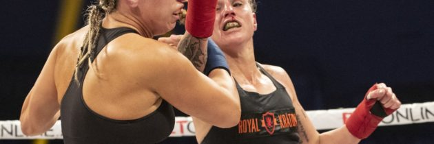 Hart planning to go after BKFC title, VanZant says she'll fight on