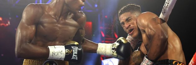 ESPN results and highlights: Commey stops Marinez in six, Anderson scores brutal KO