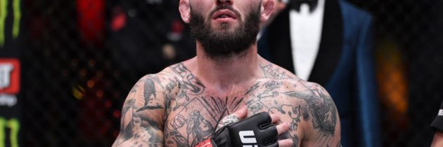 Tucker Steps In To Face Ige At UFC Vegas 21
