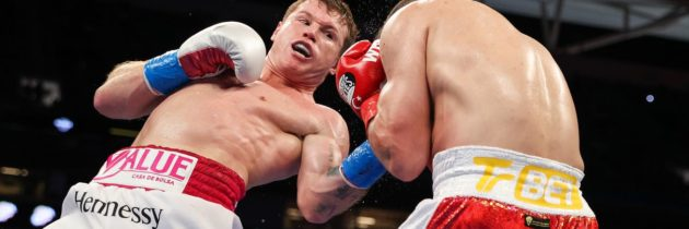 Canelo wipes out Yildirim, May 8 fight with Saunders official