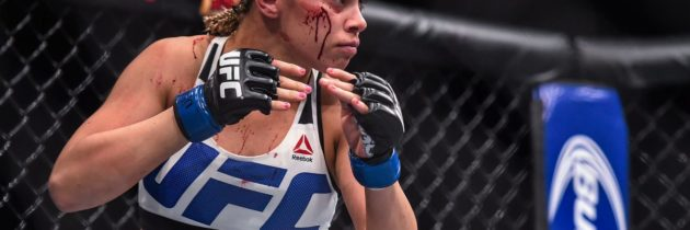 VanZant ready for BKFC debut, not worried about cuts or blood