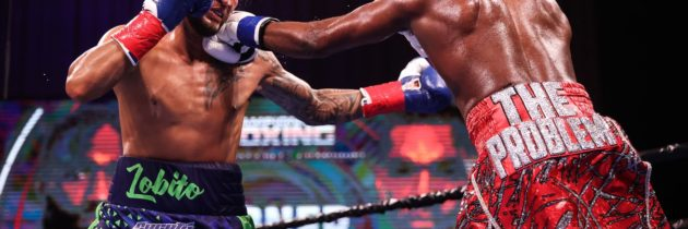 Broner underwhelms in win over Santiago, Easter and Wallin victorious