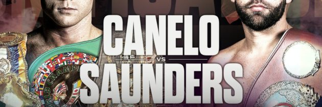 What are Saunders' chances at a Canelo upset on May 8?
