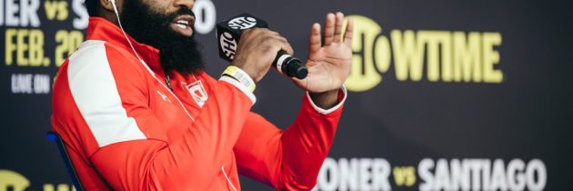 Broner-Santiago weight limit moved up to 147