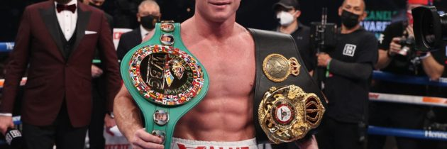 Canelo wants to keep building boxing legacy