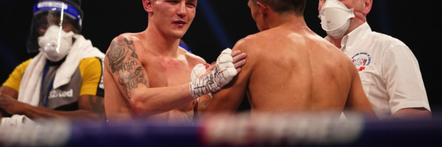 Warrington will exercise Lara rematch clause, has no jaw fracture