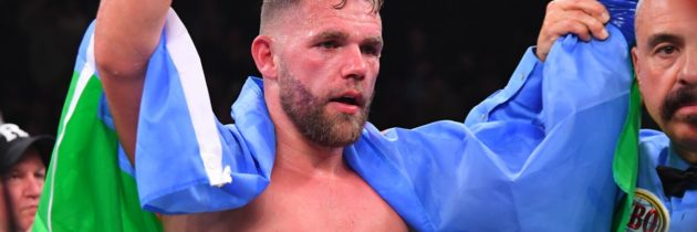 Saunders: I'm the only one with the skills to beat Canelo