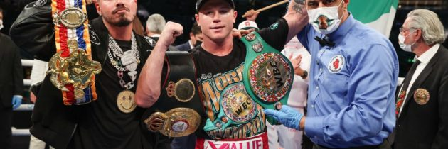 What's next for Canelo (we know), Parker, Fa, Zhang, and others?