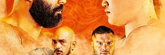 ONE: 'Fists Of Fury' Preview