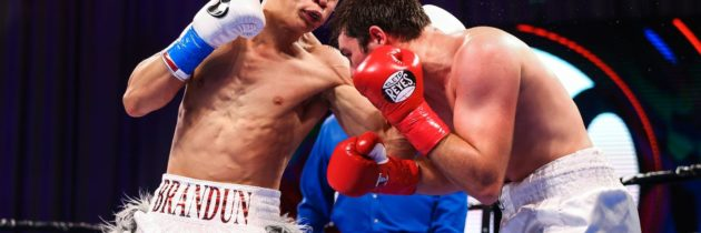 Lee to face Teah in March 10 ShoBox main event, full card set