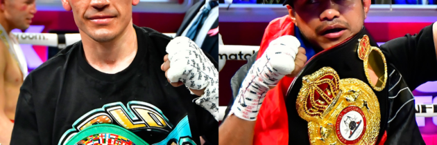 Estrada-Chocolatito 2 and more: Best fights for March in boxing