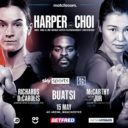 Harper-Choi unification headlines May 15th DAZN show