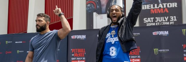 LIVE! Bellator 263 Streaming Updates, Complete Results