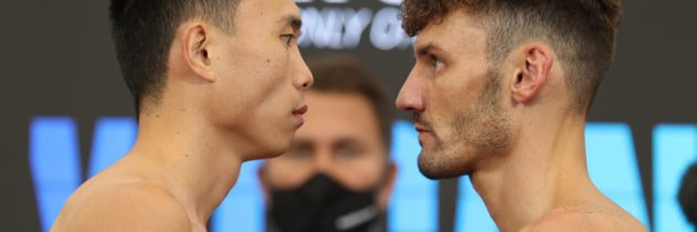 Fight Camp – Xu Can vs Wood: Live coverage