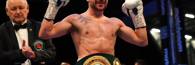 Hughes signs multi-fight deal with Matchroom, wants Haney