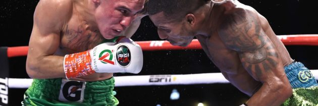 Results and highlights: Valdez retains title with decision win over Conceicao