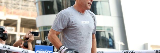 Belfort's trainer expresses skepticism over DLH catching COVID