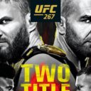Pic! UFC 267 Poster Features Two Title Fights, Return Of Khamzat