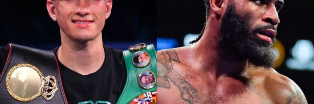 Figueroa and Fulton ready for war in Sept. 18 unification