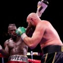 WATCH: Wilder tells Fury 'No love, I don't respect you' immediately after KO loss